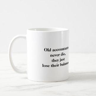 Taza - los viejos contables nunca mueren