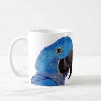 Taza - Macaw del jacinto
