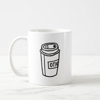 Taza MÁS ALLÁ DEL HORIZONTE de la taza de café