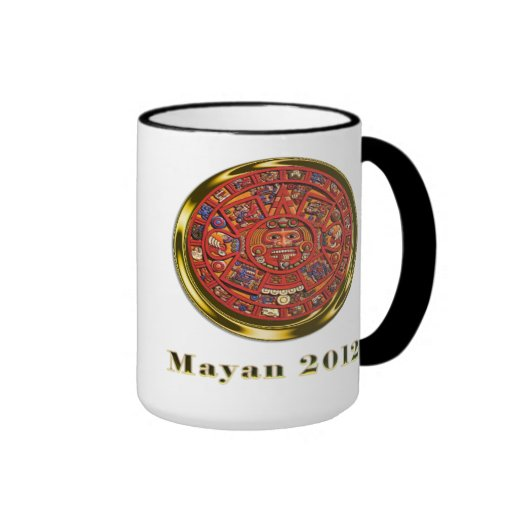 Taza maya 2012