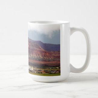 Taza meridional de Utah