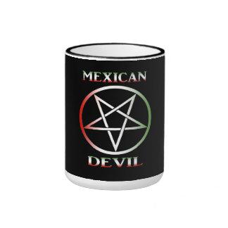 Taza mexicana del diablo