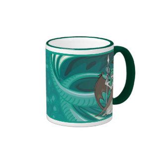 Taza mística de la bruja del mar