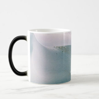 Taza Morphing antártica