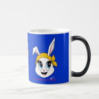 Taza Morphing Cutesy de Bunny™