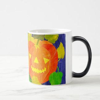 Taza Morphing de Halloween
