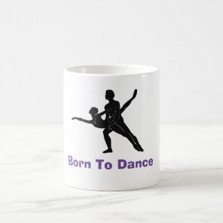 Taza Morphing de la danza