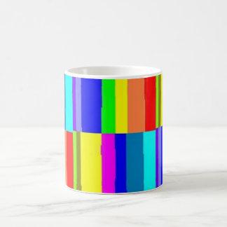 taza morphing del arco iris