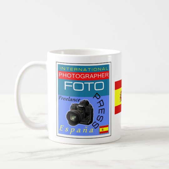 Taza - Mug -  Intl Photographer - Spain