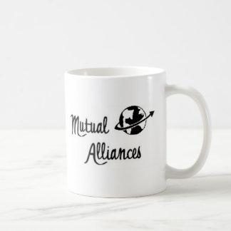 taza mutua de la alianza