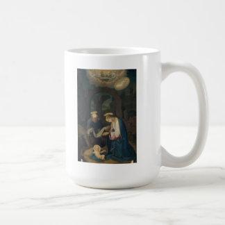 Taza: Nacimiento de Cristo Taza De Café