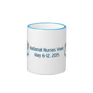 Taza nacional de la semana de 2015 enfermeras