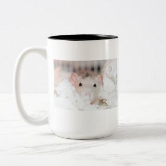 Taza nacional melada de la rata