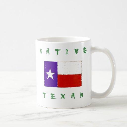 Taza nativa del Texan