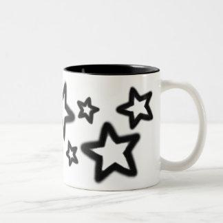Taza nebulosa del cúmulo de estrellas