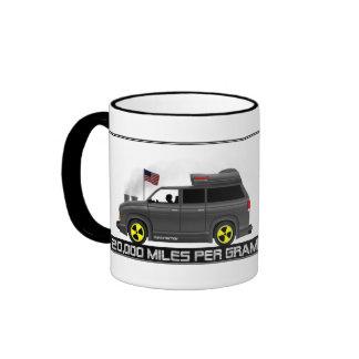 taza nuclear de SUV