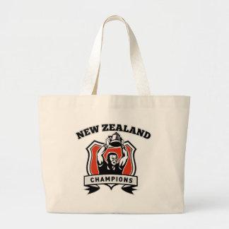 Taza Nueva Zelanda del campeonato del jugador del  Bolsa