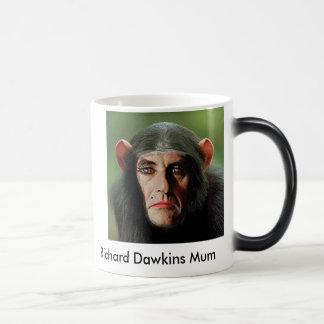 Taza o taza de la mamá de Richard Dawkins
