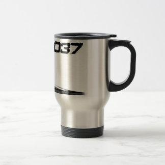 Taza o taza de Lancia 037