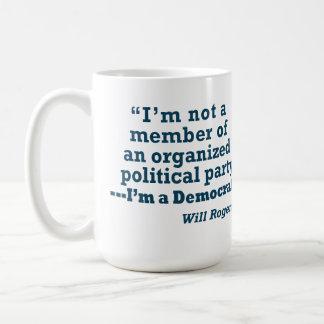 Taza oficial de Demócratas del distrito 11 de San
