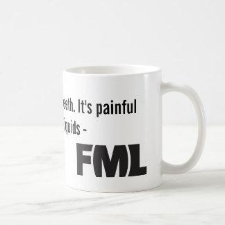 Taza oficial de FML: Dientes