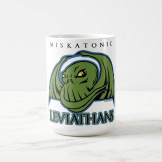 Taza oficial de la fan de los leviatanes de