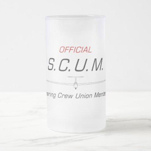 Taza oficial de S.C.U.M.