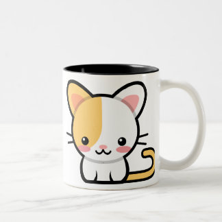 Taza oficial del gatito de SuperPets
