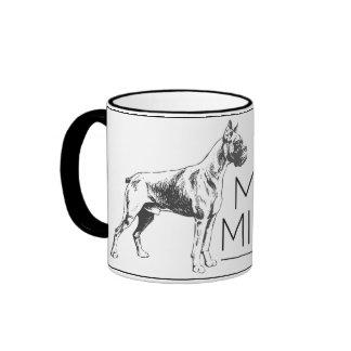 Taza oficial del logotipo de los milagros de Mojo