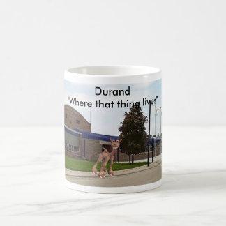 Taza oficiosa de Durand