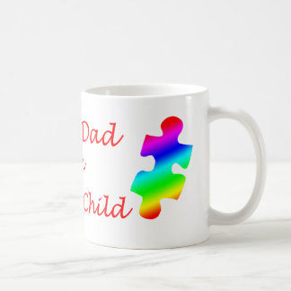 Taza orgullosa del papá