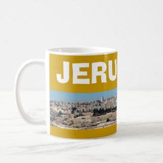 Taza panorámica de JERUSALEM*