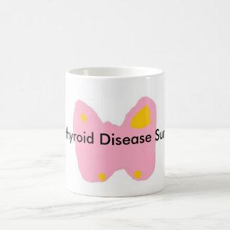 Taza paratiroides del superviviente de la