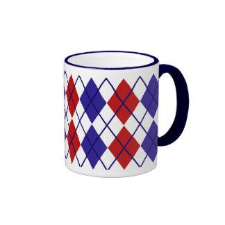 Taza patriótica II de Argyle