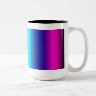 Taza Pattern05 del arco iris de TrashcanLou