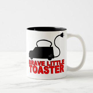 """taza """"pequeña tostadora valiente """" del xB"""