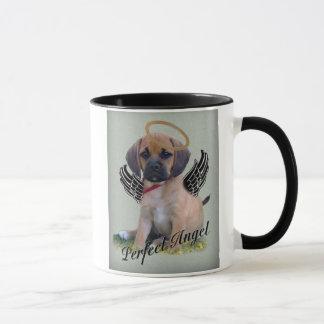 Taza perfecta del ángel de Puggle