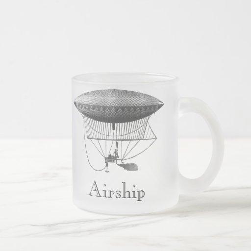 Taza personal del dirigible