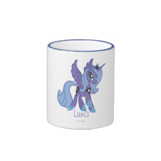 Taza personalizada de Luna