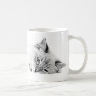 taza personalizada del gato de Ragdoll
