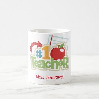 Taza personalizada del profesor #1