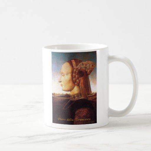 taza Piero della Francesca