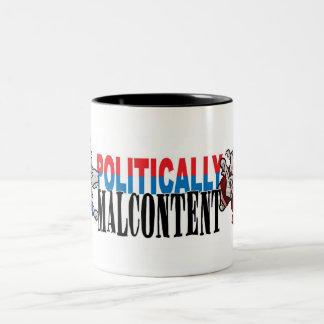Taza político descontenta 2