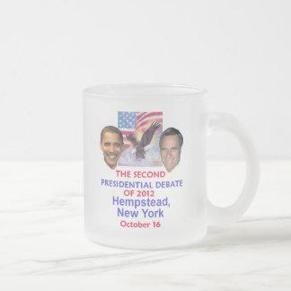 Taza presidencial del discusión