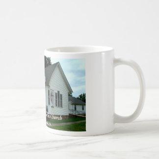 Taza: Primera iglesia metodista unida Longton, Kan