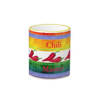 Taza principal del chile