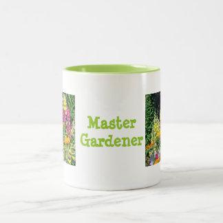 Taza principal del jardinero