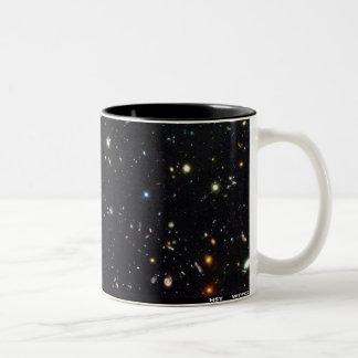 Taza profunda del campo de Hubble