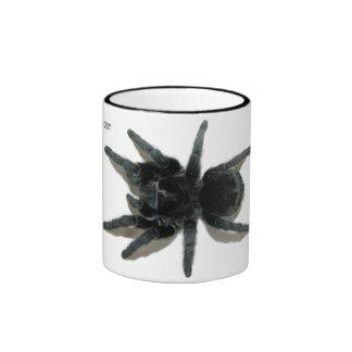 Taza - pulchra de Grammostola (negro brasileño)