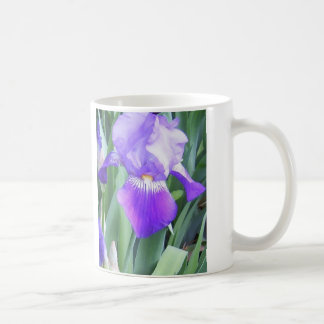 Taza púrpura de Flurples